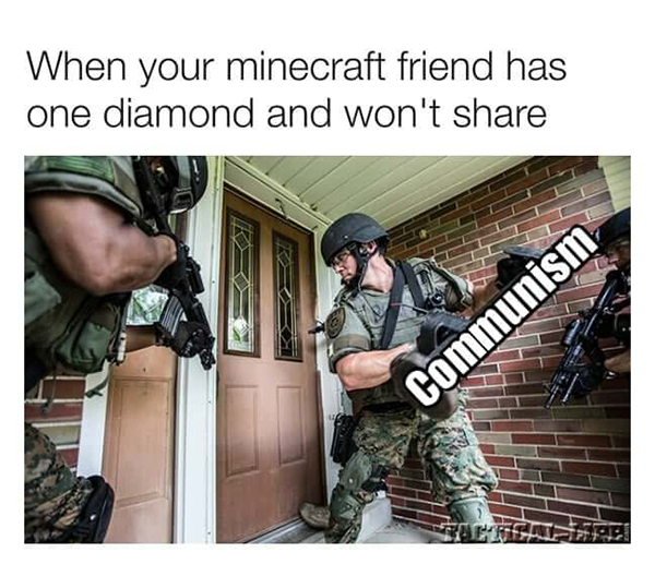 Best Funny Minecraft Memes
