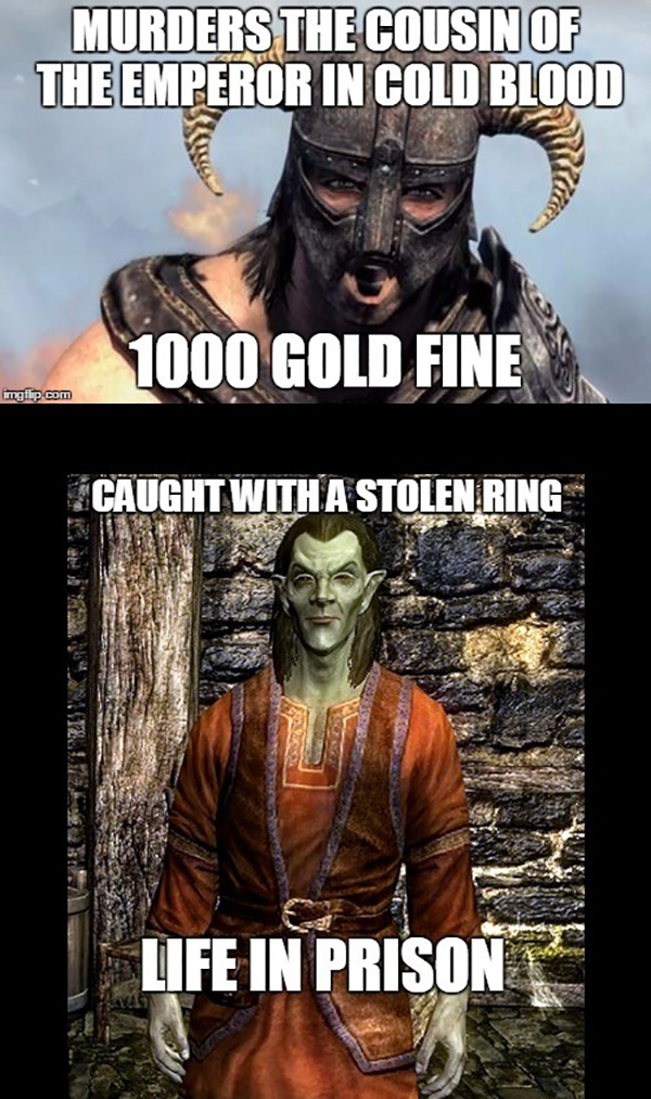 Hilarious Video Gaming Memes - caught with a stolen ring