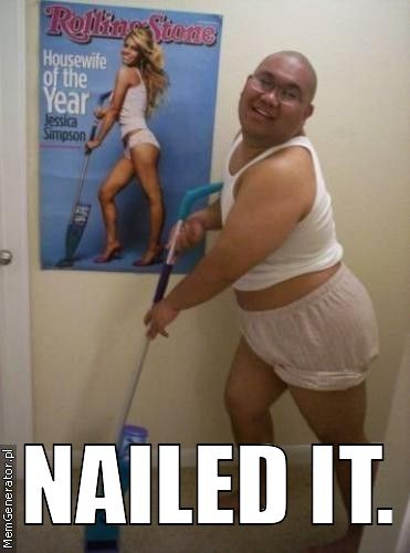 Nailed-it Meme housewife of the year