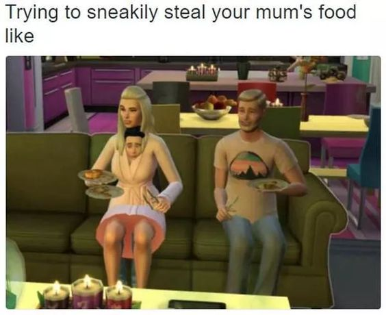 Read now - 25 sims memes