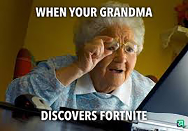 Best Battle Royale Fortnite Memes