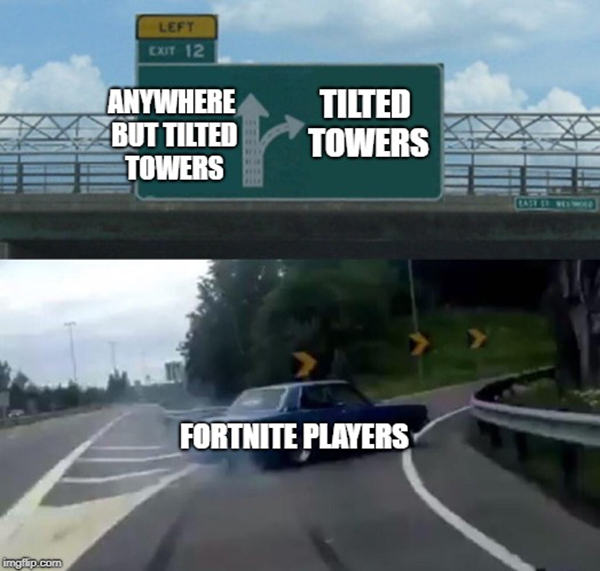 Hilariously Funny Fortnite Memes Pics