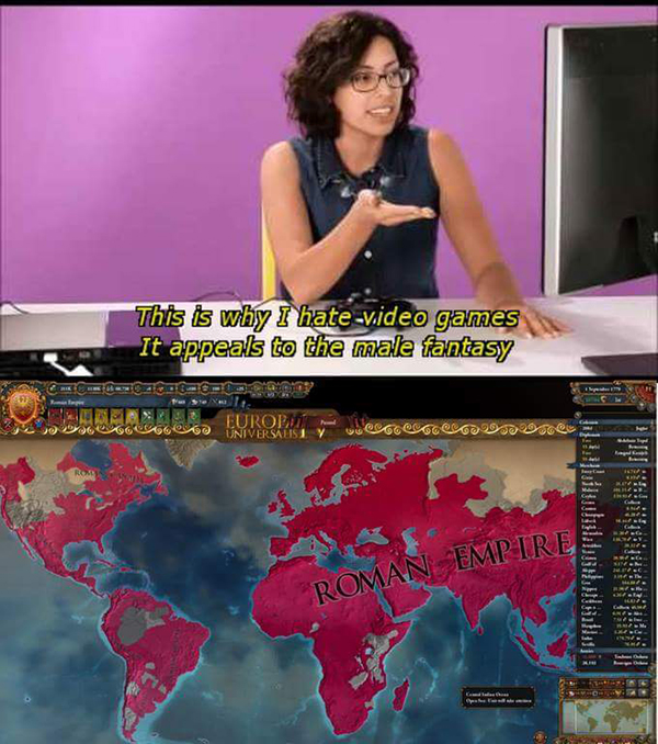Best Video Game Memes - rome was the best empire